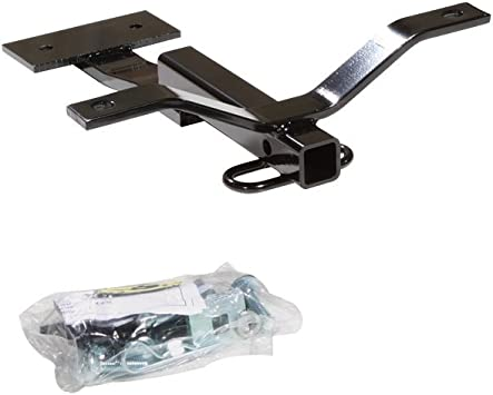 Draw-Tite 24687 Class I Sportframe Hitch with 1-1//4 Square Receiver Tube Opening