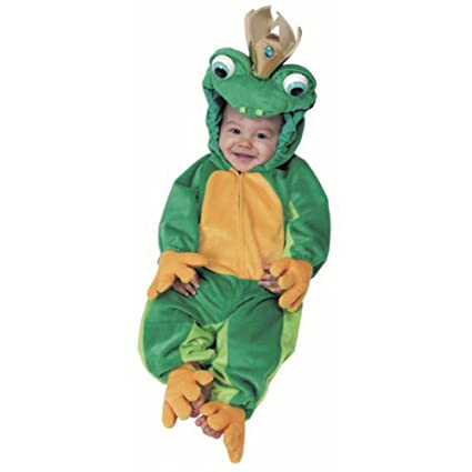 Infant Baby Frog Prince Costume Toddler 2-4  sc 1 st  Amazon.com : frog prince costume baby  - Germanpascual.Com