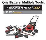 Snapper XD 82V MAX Cordless Electric 18-Inch