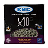 KMC X10.93 , Nickel Plated 116 Link 10 Speed Chain