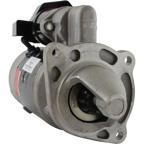 DB Electrical SBO0122 New Starter For Ford Diesel Tractor Backhoe 555 1991-98, Tractor Farm, New Holland Loader Backhoe, Tractor Compact, Khd Engine 95-On 81866002 82005342 82007917 82013922 82980885