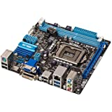 ASUS P8H61-I R2.0 LGA 1155 Intel H61 HDMI USB 3.0 Mini ITX Intel Motherboard