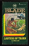 img - for Looters of Tharn: Richard Blade Series #19 book / textbook / text book