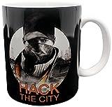 WATCH DOGS Mug Hack The City by Elbenwald
