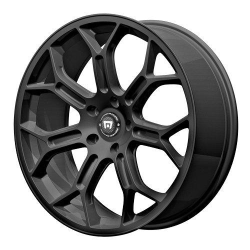 Motegi Racing MR120 Techno Mesh S Satin Black Wheel (19x10