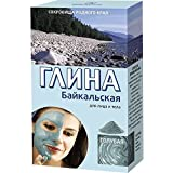 Phytocosmetic Blue Anti-Aging Clay Powder Natural High Purity for All Skin Types 100g(3. 5oz) - Baikal