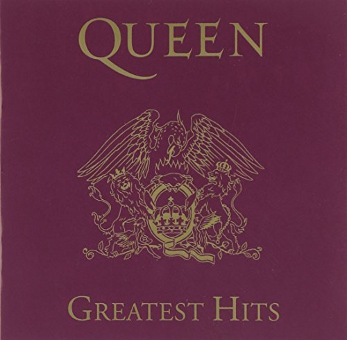 Queen - Greatest Hits (CD/ECD) (Classic Rock Collection As Seen On Tv)