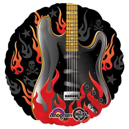 Anagram 27460 Rockstar - Rock On Foil Balloon 18
