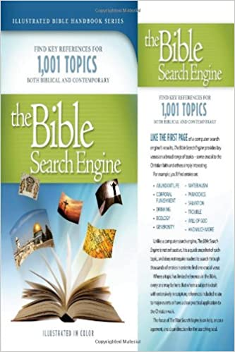 The Bible Search Engine (Illustrated Bible Handbook Series
