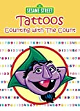 Sesame Street Counting with the Count Tattoos, Sesame Street Staff, 0486330214
