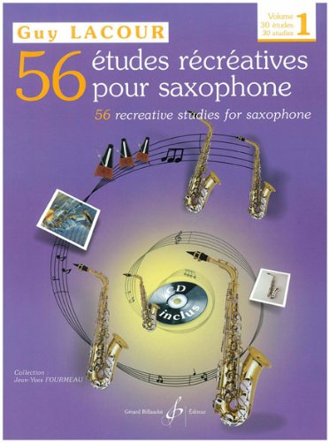 56 Etudes Recreatives Cahier 1 - 30 Etudes pdf