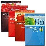 3 Pack Nakhla Mix Shisha Molasses Premium Flavors 250g For Hookah (Choose Flavor)