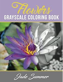 Amazon.com: Beautiful Creatures: A Grayscale Adult Coloring Book ...