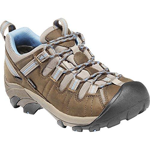 1004085 KEEN Women's Targhee II Hiking Shoes - Dark Earth - 8.5M by KEEN