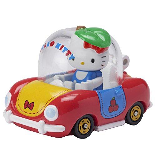 타카라 토미 (TAKARA TOMY) 토미카 드림 토미카 라이드 온 R02 헬로 키티×사과의 자동차