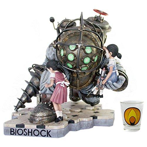 "BioShock Big Daddy Mr. Bubbles 15"" Resin Statue"