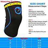 Nvorliy Knee Compression Brace Support for