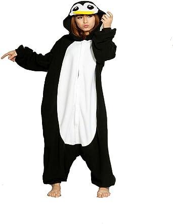 Samgu pingüino Unisex disfraz Anime animal cosplay Onesie ...