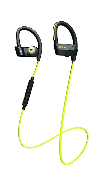 Buy Jabra Sport Pace Wl Bluetooth Headset Black Yellow Online At Low Prices In India Amazon In