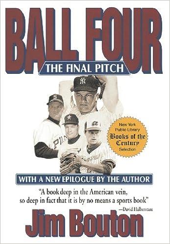 593ab1f454cd Ball Four: The Final Pitch: Jim Bouton: 9780970911704: Amazon.com: Books