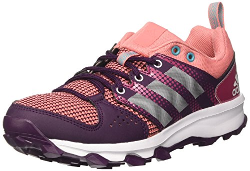 Femme White W Blue footwear Trail Night energy De Chaussures Running Galaxy Adidas Multicolore red 1pxYqH