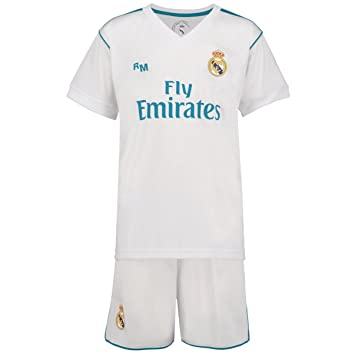 best service 16b85 af9db Real Madrid Ronaldo Fussball Trikot Kinder 17/18 ...