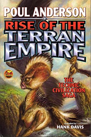 book cover of Rise of the Terran Empire