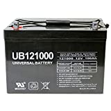 Best Marine Deep Cycle Batteries - Universal UB121000-45978 12v 100AH Deep Cycle AGM Battery Review