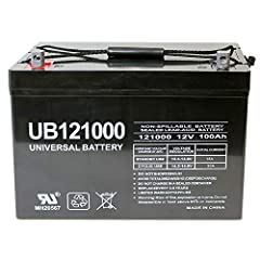 Upg 45978 Ub121000 (Group 27), Sealed Lead Acid Battery