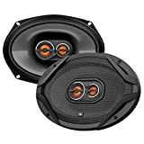 "JBL GX963 300W 6"" X 9"" 3-Way GX Series Coaxial Car Loudspeakers (Pair of 2, 600W Total)"