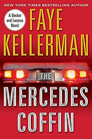 book cover of The Mercedes Coffin