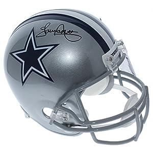 Tony Dorsett Dallas Cowboys Autographed Riddell Full Size Replica Helmet - PSA/DNA Authentication