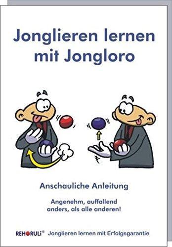 Jonglieren lernen mit Jongloro