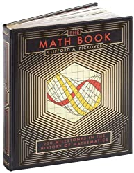 The Math Book (Barnes & Noble Leatherbound Classics) by Clifford A. Pickover (2014) Hardcover