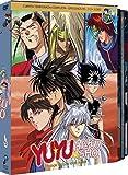 Yu Yu Hakusho Box 5 Episodios 95 A 112 (18ep) La Saga De Los Tres Reyes [DVD]
