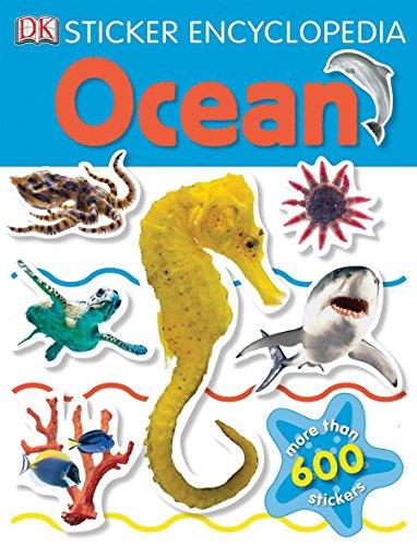 (Sticker Encyclopedia: Ocean (Sticker Encyclopedias))