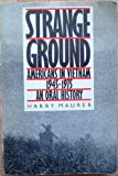 Strange Ground, Harry Maurer, 0380709317
