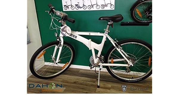 Dahon bicicleta plegable Espresso D21 White Talla L 26