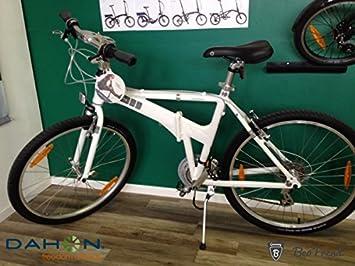 Dahon bicicleta plegable Espresso D21 White Talla L 26 ...