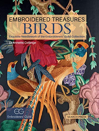 (Embroidered Treasures: Birds)