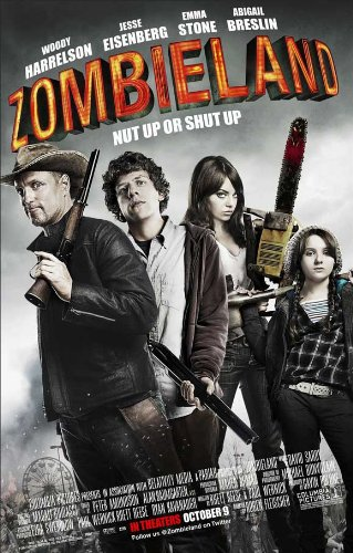 Zombieland Poster Movie B 11x17 Amber Heard Emma Stone for sale  Delivered anywhere in USA