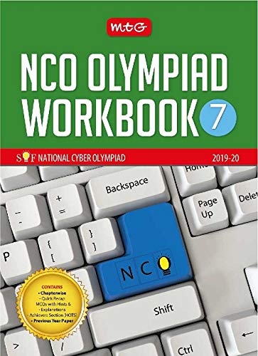 Buy National Cyber Olympiad Work Book -Class 7 (2019-20