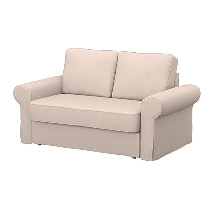 Amazon.com: Soferia Replacement Cover for IKEA BACKABRO 2 ...