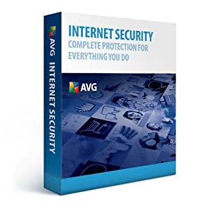 AVG Internet Security 9.0, 3u, 1Y - Seguridad y antivirus (3u, 1Y, 3 usuario(s), 1 Año(s), 390 MB, 512 MB, Intel Pentium 1.50 GHz, Windows 98/Me/NT/2000/XP/Vista/7 Windows NT Server 4.0 Windows 2000 Server Windows 2003 Server)