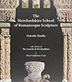Front cover for the book The Herefordshire School of Romanesque Sculpture by Malcolm Thurlby