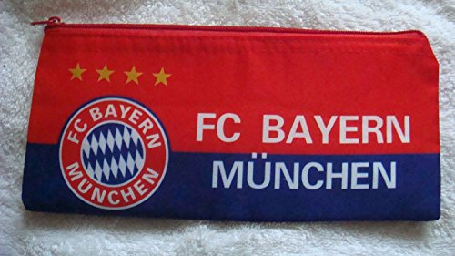 Official BAYERN MUNICH home style pencil case – DiZiSports Store