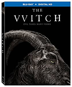 The Witch [Blu-ray + Digital HD]