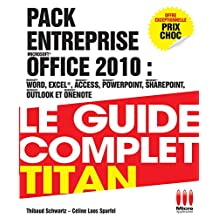 TITAN PACK ENTREPRISE OFFICE 2010