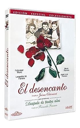 El desencanto [DVD]: Amazon.es: Felicidad Blanch, Leopoldo ...