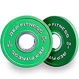 Rep Change Plates - 1.0 kg